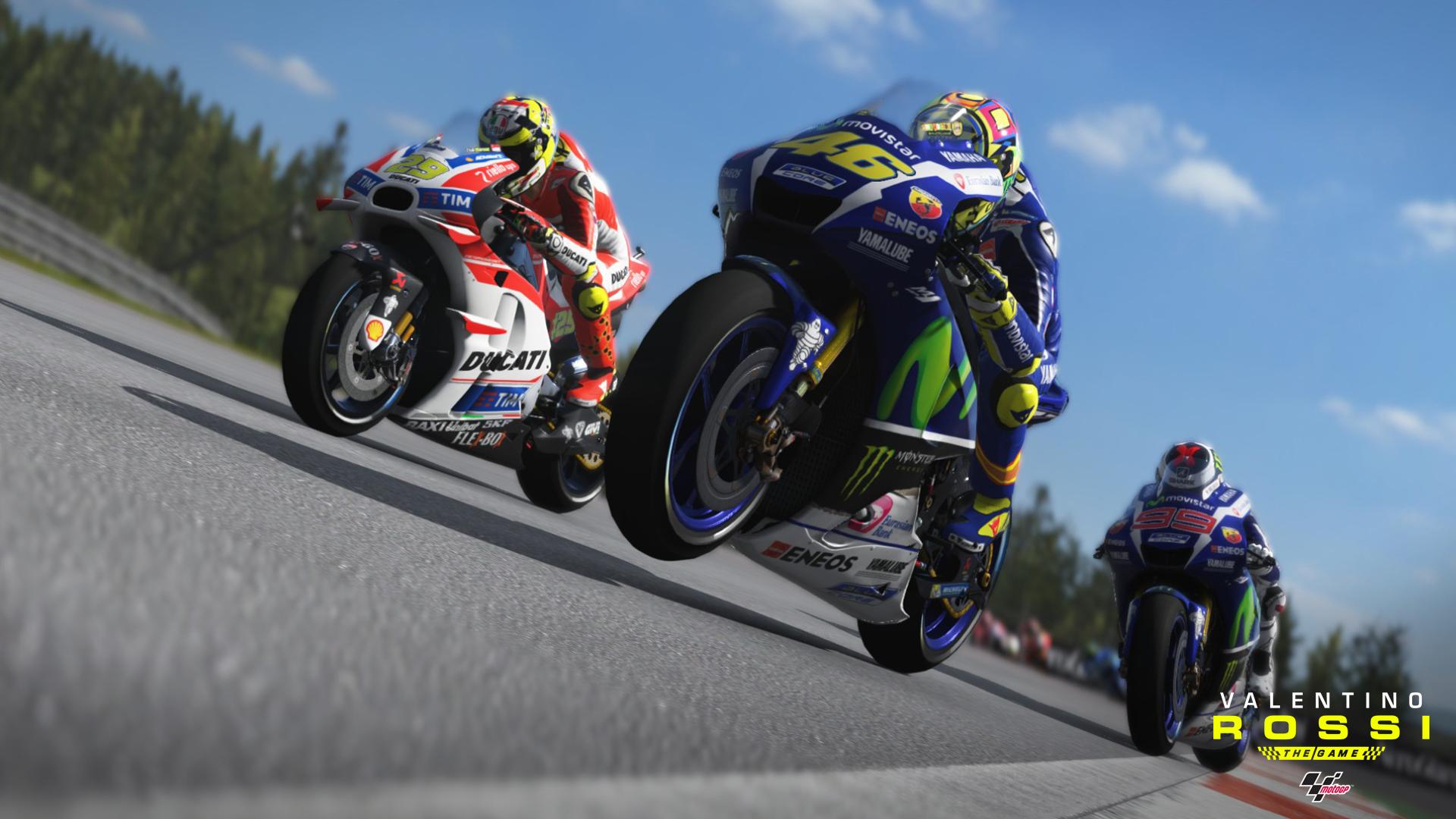 MotoGP™ Game Rossi