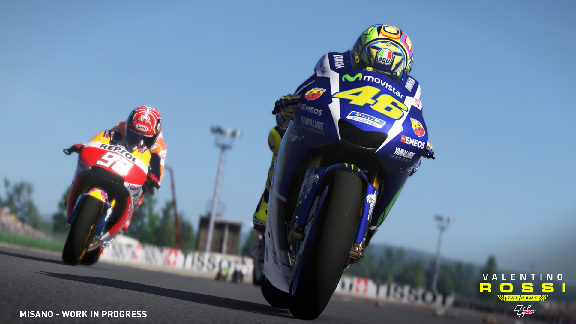 MotoGP™ Game Rossi